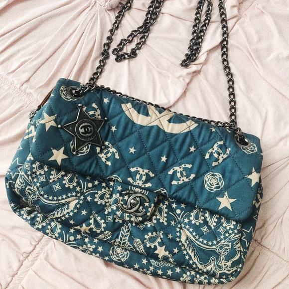 CHANEL Handbags - Chanel Paris-Dallas collection hand bag. New